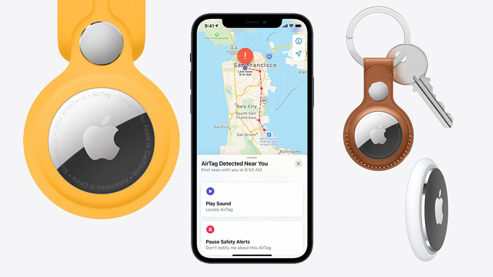 Apple AirTags – An Easy Way To Keep Track Of Your Stuff