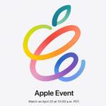 Apple April 20, 2021 Event