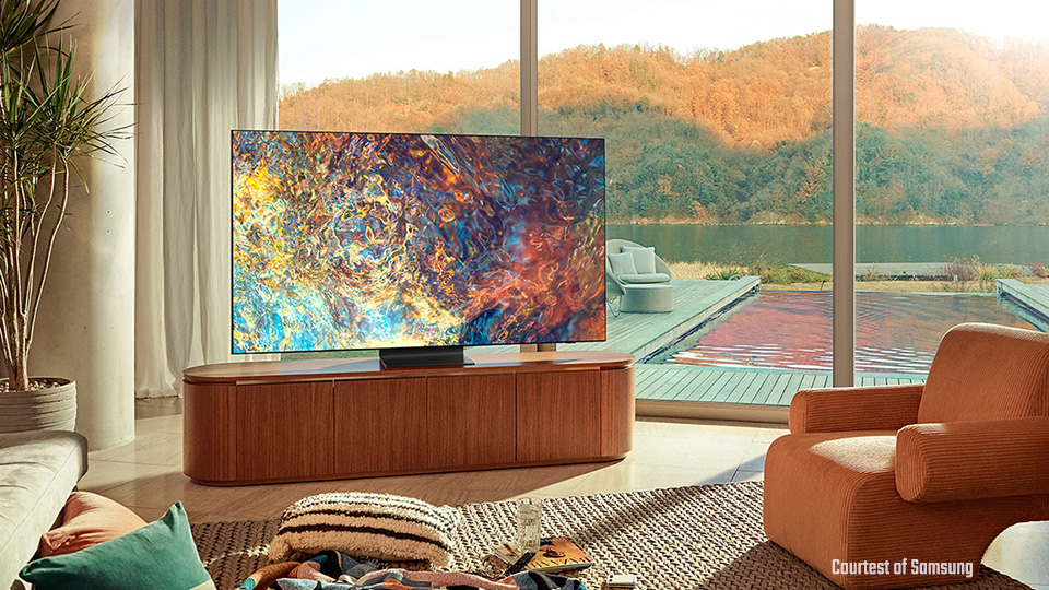 Samsung Adding OLED To Their TV Line Up